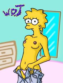 #pic122482: Lisa Simpson – The Simpsons – WDJ