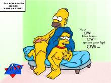 #pic122480: Homer Simpson – Marge Simpson – The Simpsons – WDJ