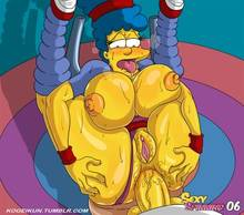#pic1230128: Homer Simpson – Marge Simpson – The Simpsons – kogeikun