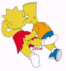 #pic113313: Bart Simpson – Lisa Simpson – The Simpsons – disnae