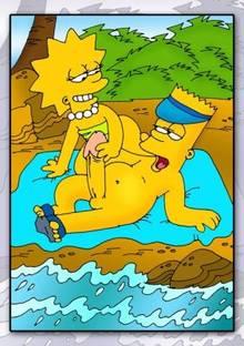 #pic109427: Bart Simpson – Lisa Simpson – The Simpsons