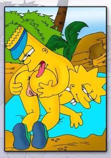 #pic109426: Bart Simpson – Lisa Simpson – The Simpsons