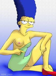 #pic104677: Marge Simpson – The Simpsons – Zone
