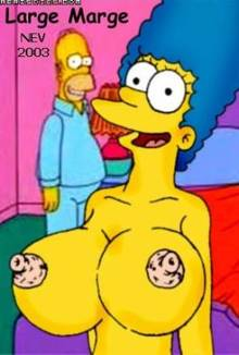 #pic98752: Homer Simpson – Marge Simpson – The Simpsons – nev