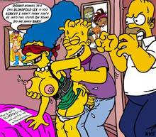 #pic98753: Bart Simpson – Homer Simpson – Marge Simpson – The Simpsons – nev