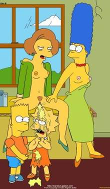 #pic139857: Bart Simpson – Dav.B.Esp – Edna Krabappel – Lisa Simpson – Marge Simpson – The Simpsons