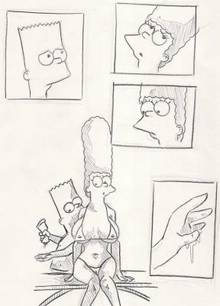 #pic653557: Bart Simpson – Marge Simpson – The Simpsons – comic – ohhjeez
