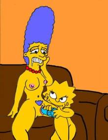 #pic652917: Escoria – Lisa Simpson – Marge Simpson – The Simpsons