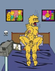 #pic239286: Bart Simpson – Homer Simpson – Lisa Simpson – Marge Simpson – The Fear – The Simpsons