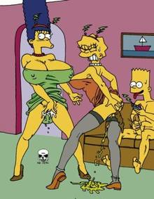 #pic239187: Bart Simpson – Lisa Simpson – Marge Simpson – The Fear – The Simpsons