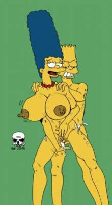 #pic239039: Bart Simpson – Marge Simpson – The Fear – The Simpsons