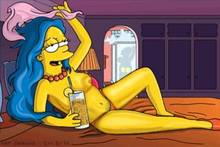 #pic225084: Homer Simpson – Marge Simpson – The Simpsons