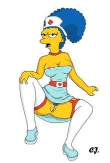 #pic1214700: CJ – Marge Simpson – The Simpsons