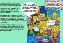 #pic222111: Bart Simpson – Homer Simpson – Lisa Simpson – Maggie Simpson – Marge Simpson – Ned Flanders – The Simpsons