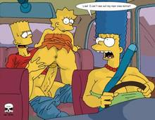 #pic217288: Bart Simpson – Lisa Simpson – Marge Simpson – The Fear – The Simpsons
