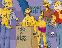 #pic217280: Bart Simpson – Marge Simpson – Montgomery Burns – The Fear – The Simpsons