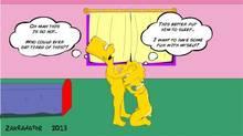 #pic1210996: Bart Simpson – Lisa Simpson – The Simpsons – zakeanator