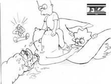 #pic213331: Bart Simpson – FBZ – Homer Simpson – Lisa Simpson – Marge Simpson – The Simpsons