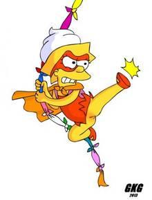 #pic1210602: GKG – Lisa Simpson – The Simpsons