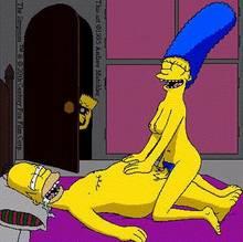 #pic198773: Homer Simpson – Kinky Turtle – Marge Simpson – The Simpsons