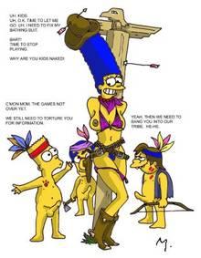 #pic198079: Bart Simpson – Marge Simpson – Milhouse Van Houten – Nelson Muntz – The Simpsons