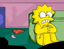#pic180334: Bart Simpson – Lisa Simpson – The Simpsons