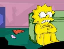 #pic180334: Bart Simpson – Lisa Simpson – The Simpsons