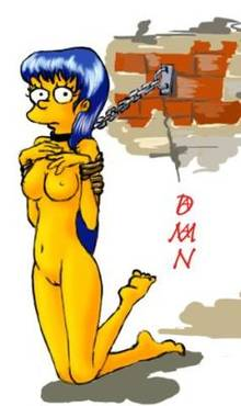 #pic180118: Marge Simpson – The Simpsons – daman