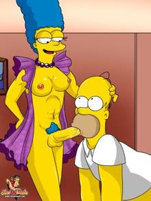 #pic174836: Homer Simpson – Marge Simpson – SheAniMale – The Simpsons