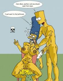 #pic173420: Bart Simpson – Marge Simpson – The Fear – The Simpsons