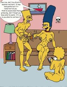 #pic173400: Bart Simpson – Lisa Simpson – Marge Simpson – The Fear – The Simpsons