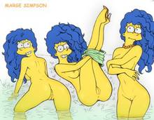 #pic46645: Fluffy – Marge Simpson – The Simpsons