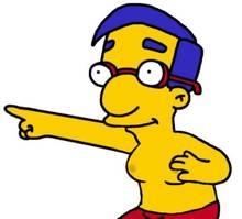 #pic39387: Milhouse Van Houten – Rule 63 – The Simpsons